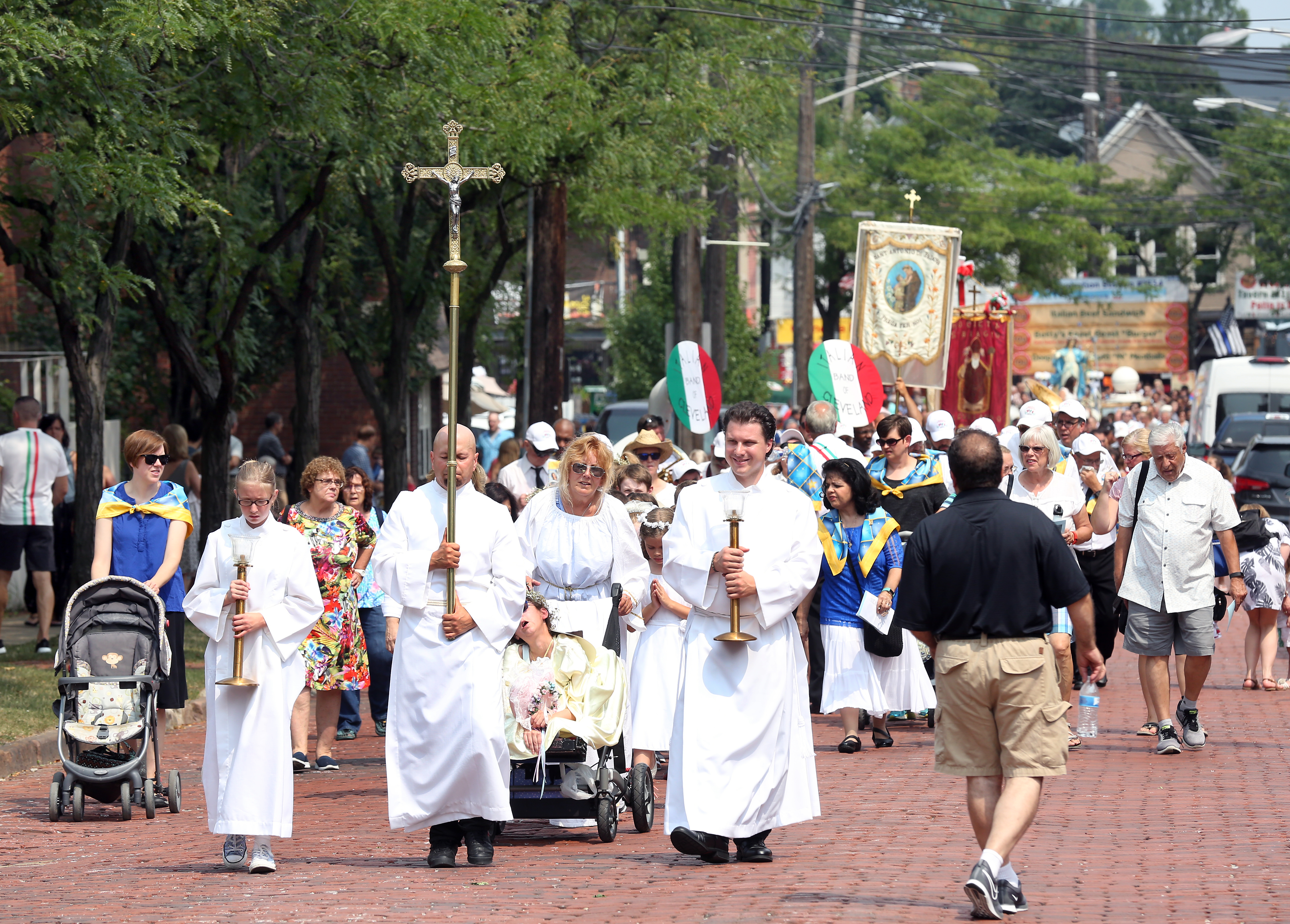 Feast of the Assumption Parade 2018